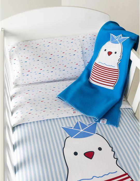 Manta Polar Sailor Zy Baby
