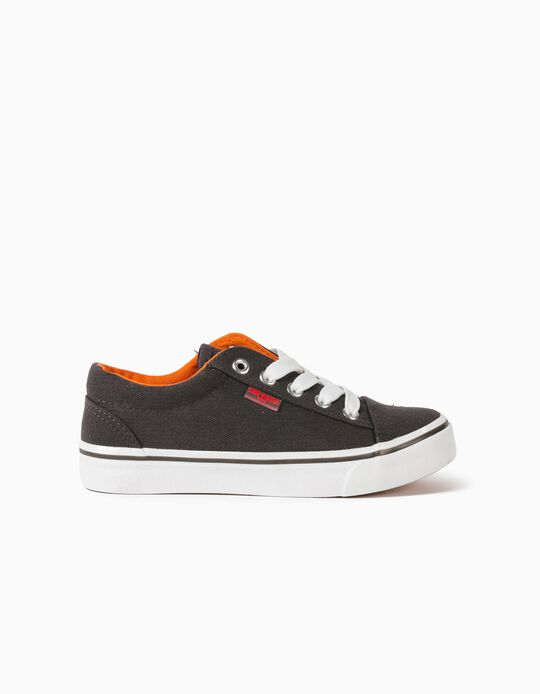 Canvas Trainers, for Boys