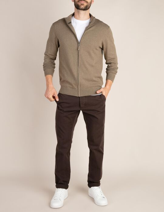 Calças Chino Slim Fit