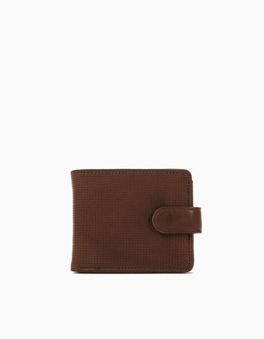 Wallet for Men, Brown