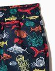 Calções de Banho Animais Aquáticos