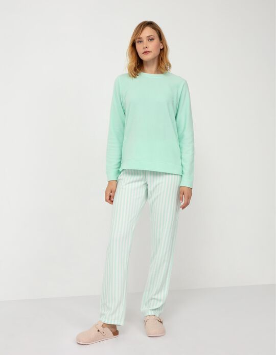 Pijama Polar Mulher