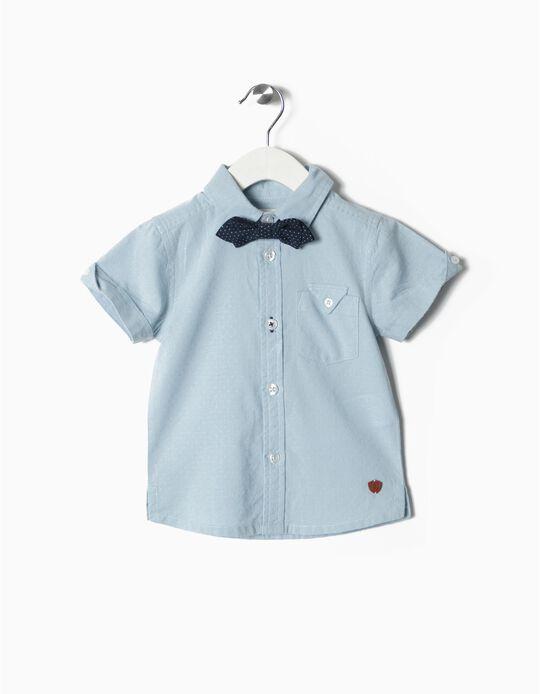 Camisa e laço