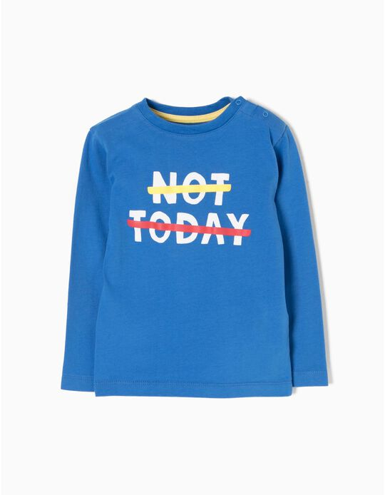 T-shirt Manga Comprida Not Today