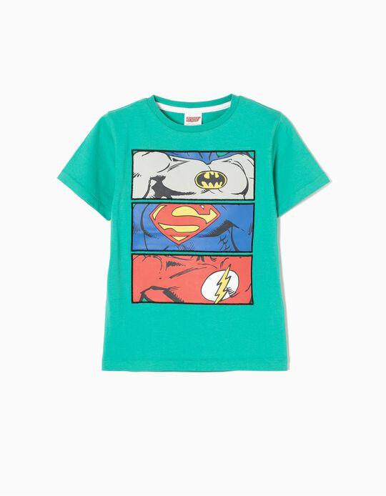 T-shirt Justice League
