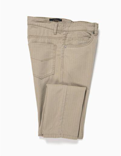 Calças Ganga Slim Fit