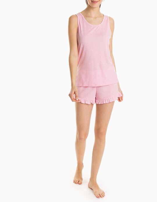 Pijama Com Lurex