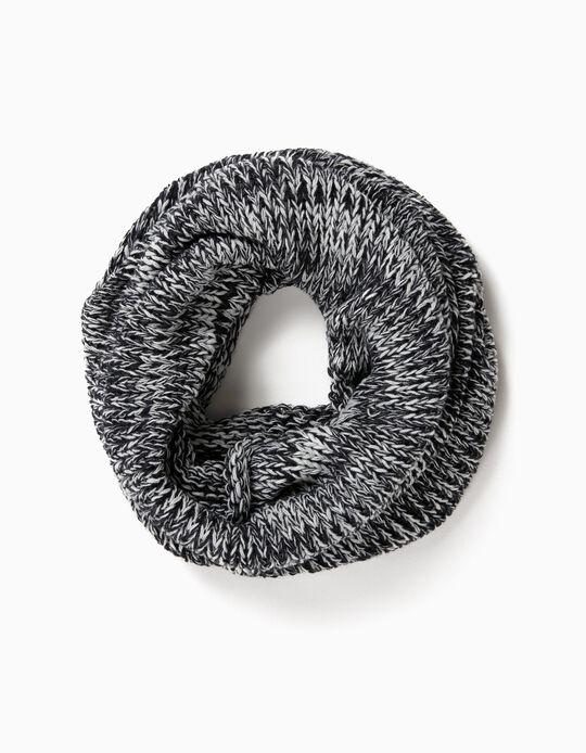 Fancy Knit Snood