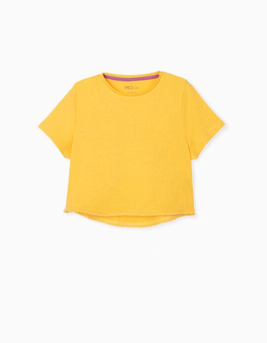T-shirt Curta, Menina