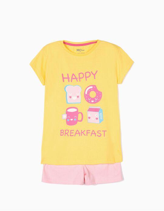Pyjamas, Happy Breakfast