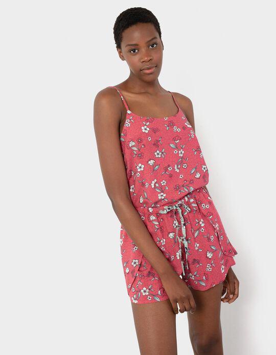 Floral Pyjamas, for Women