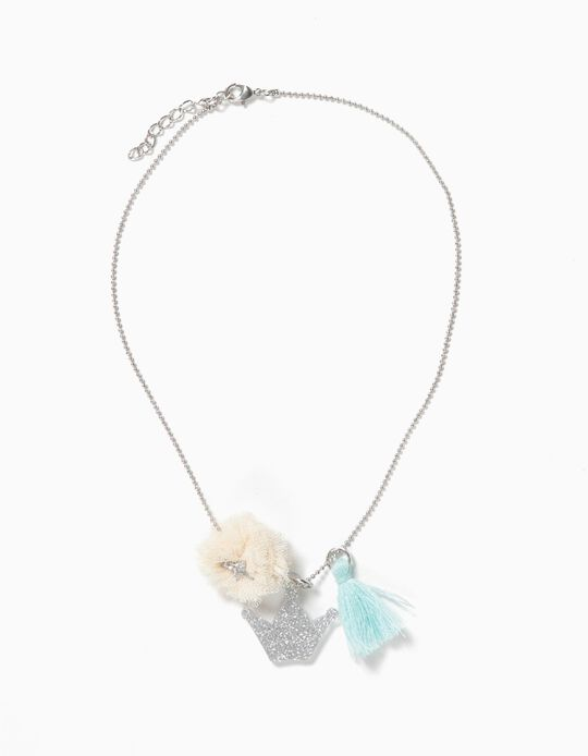 Necklace, Pompom