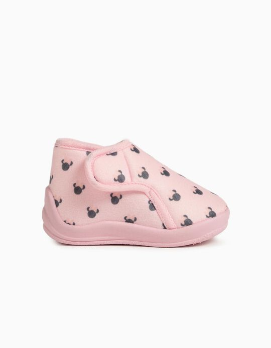 Slippers for Baby Girls, 'Minnie Mouse'