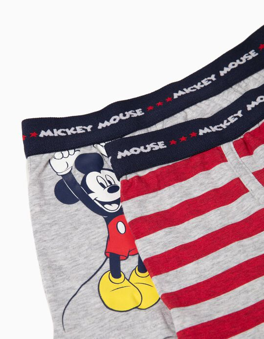 Pack of 2 Boxers, Mickey
