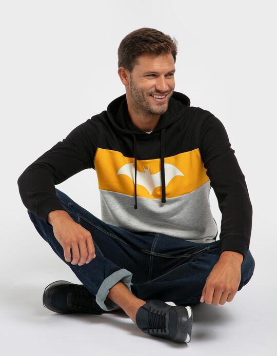 Sweatshirt com capuz Batman