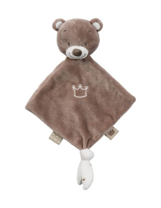 Mini Doudou Bear Tom Nattou