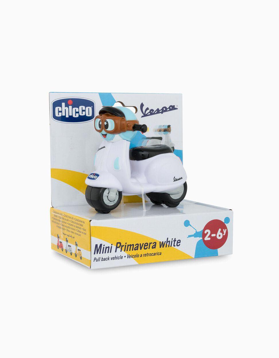 Mini Vespa Chicco