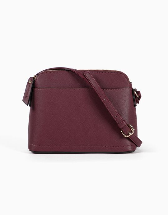 Rigid Crossbody Handbag