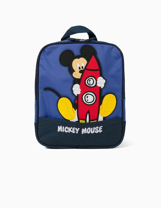 Mochila para Bebé Menino 'Mickey', Azul