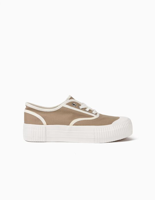 Canvas Sports Trainers, Women