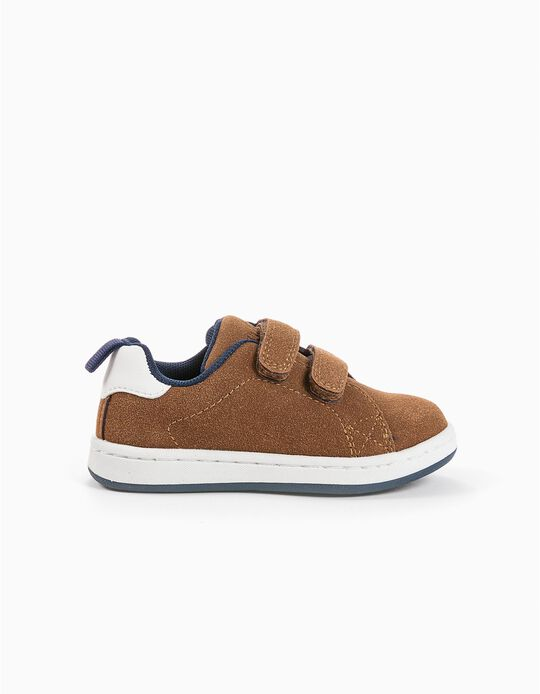 Touch-Fastening Camel Trainers