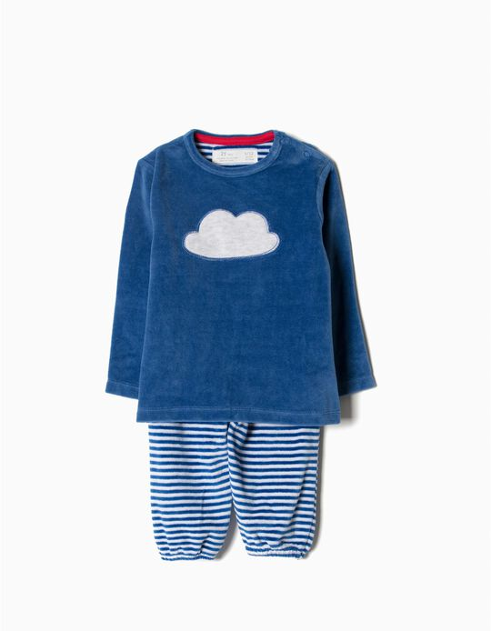Pijama Veludo Nuvem