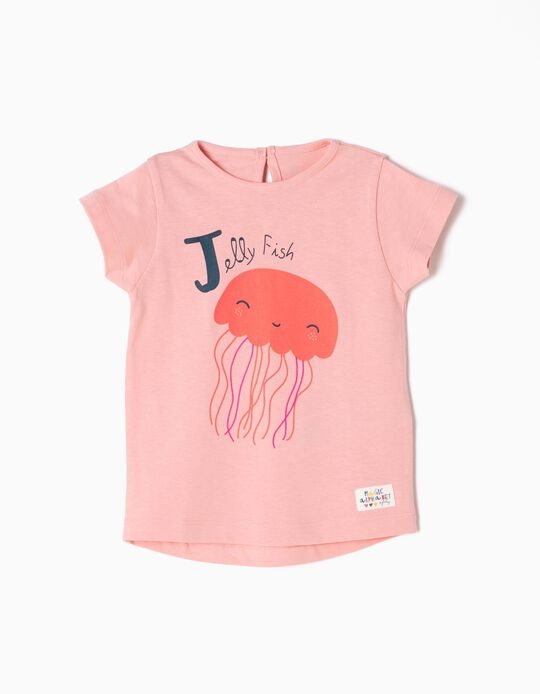 Printed T-Shirt, Jellyfish