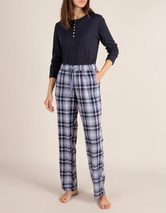 T-Shirt Pijama Mangas Compridas
