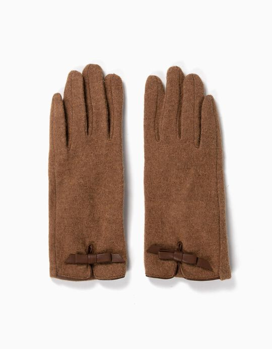 Fine Knit Gloves
