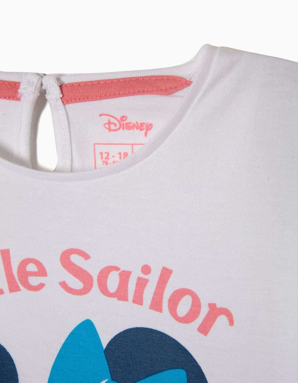 T-shirt Minnie Little Sailor