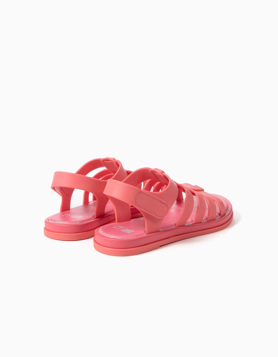 Sandálias Rosa B&S