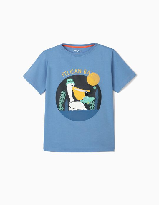 T-shirt for Boys, 'Pelican'