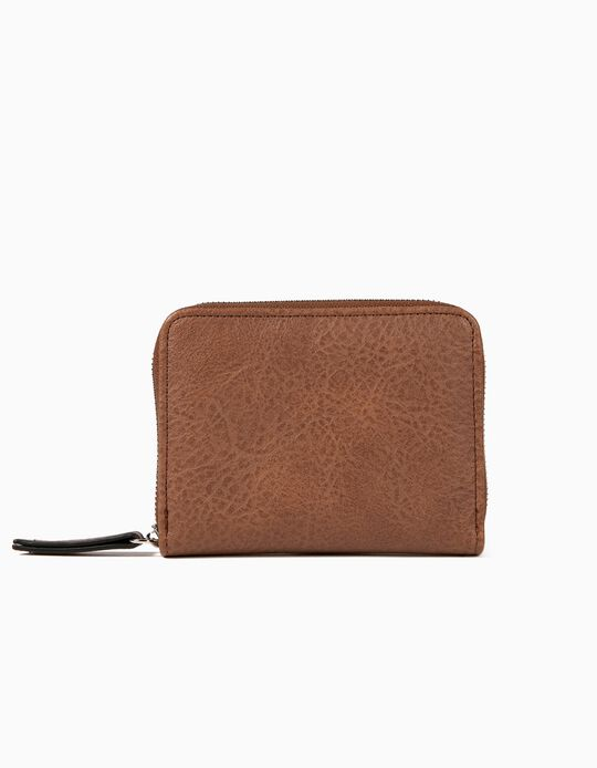 Leather Effect Purse