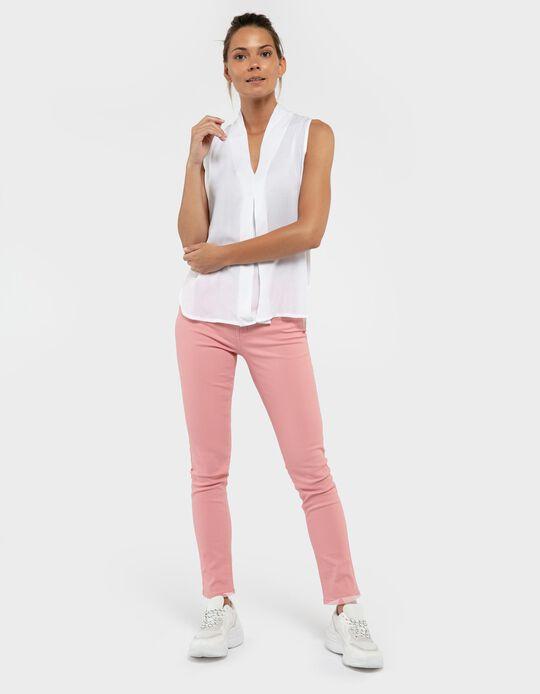 Calças stretch skinny fit