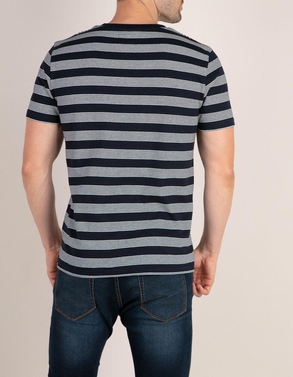 T-Shirt Riscas
