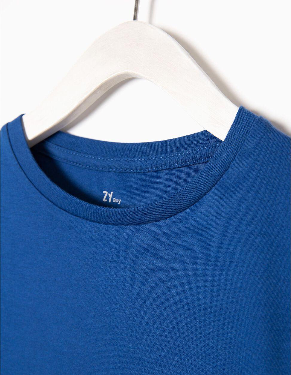 T-shirt manga comprida