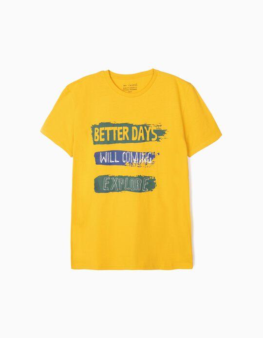 T-shirt Better Days