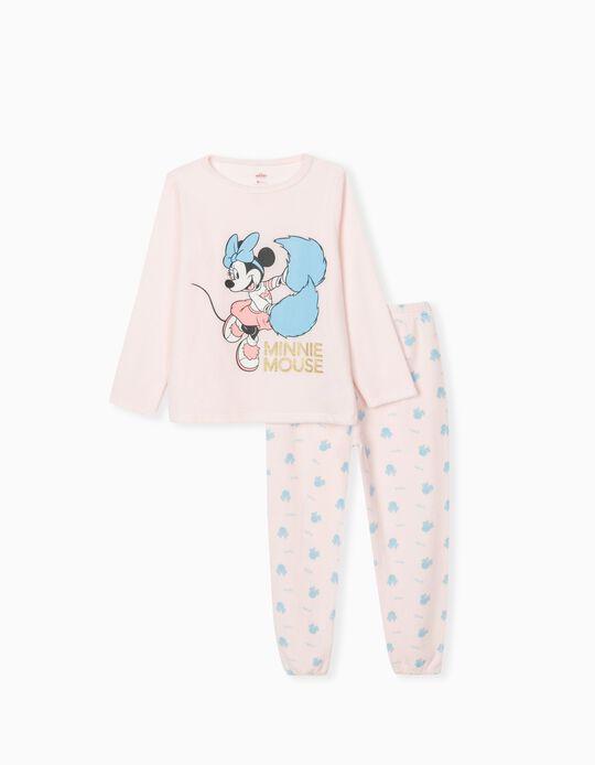 Pijama da Minnie, Menina, Rosa
