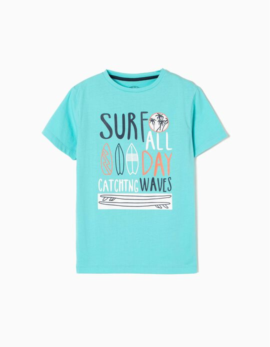 T-shirt Surf all Day