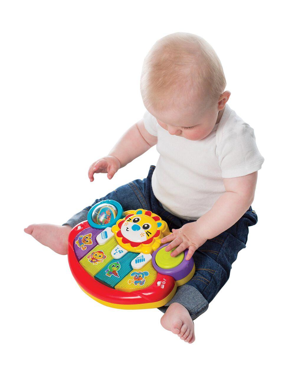 Brinquedo Musical Lion Playgro