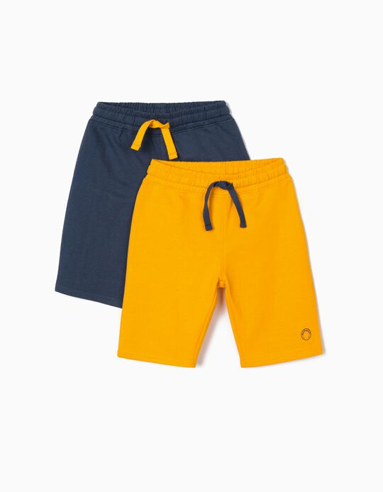 2 Pairs of Shorts for Boys