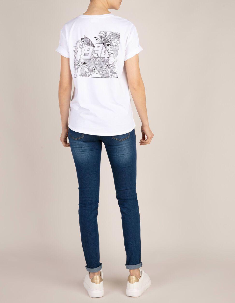 T-Shirt Sesame Street