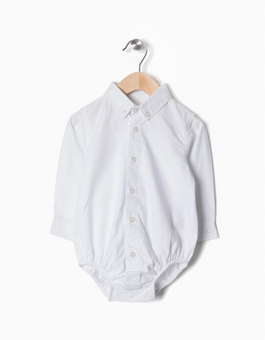 Body Camisa Oxford