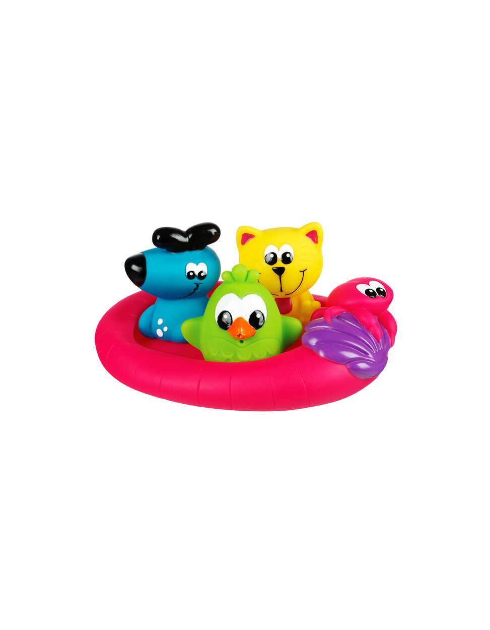 Brinquedo de Banho Amigos Flutuantes Playgro