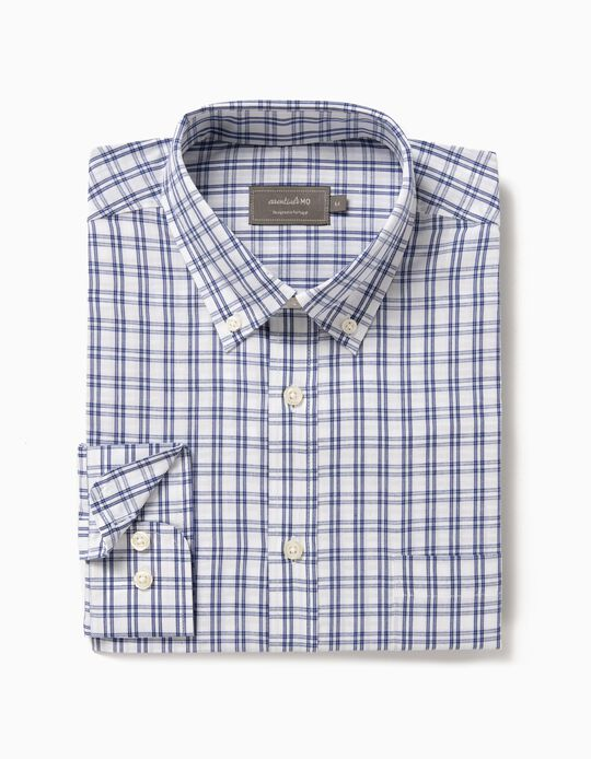 Chequered Shirt, for Men