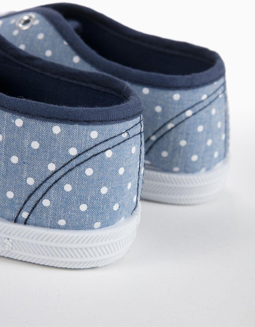 Sapatilhas Plimsoles Dots