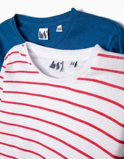 Pack 2 T-shirts Manga Comprida