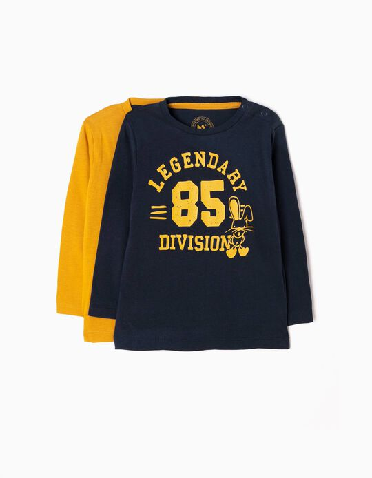 Pack 2 T-Shirts Legendary 85 Division