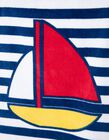 Poncho de Praia Barco B&S