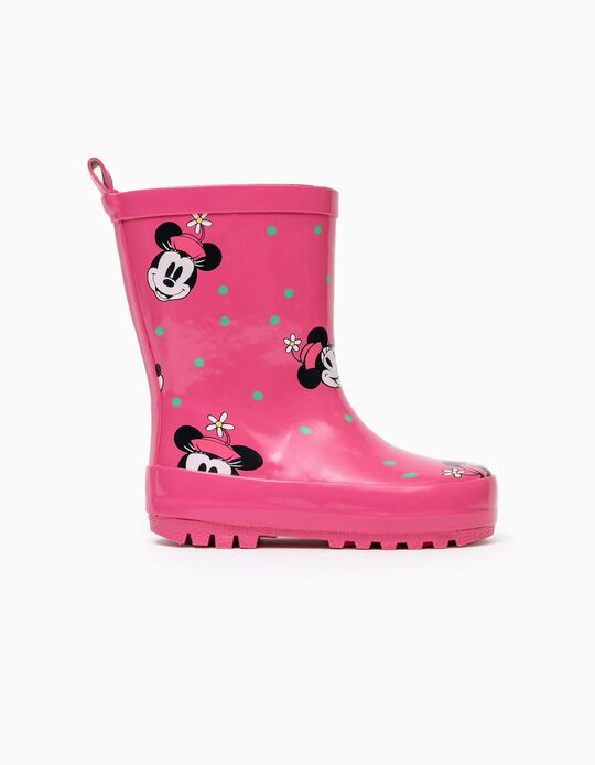 Wellies for Baby Girls 'Minnie', Pink